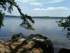 Lake Massabesic Photo