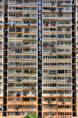 Apartments on Man Wui Street (Pondspider) Tags: china street st ferry ma high apartments hong kong tei rise 香港 hdr yau yaumatei anneroberts annecattrell pondspider manwui
