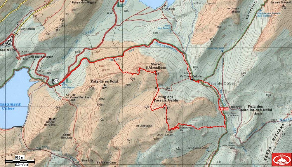 MAP-ALPINA