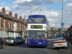 2985 on the 101 (MCW1987) Tags: road travel west terrace 101 midlands metrobus mcw 2985 ninevah mk2a e985vuk