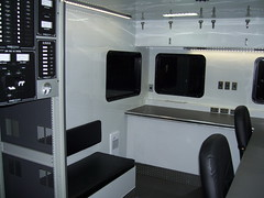 Custom Data Van Truck Body Interior (TriVan Truck Body) Tags: rescue mobile truck work search team rooms post offroad room dive center dressing vehicles hollywood trucks sheriff trailer hnt emergency incident department command bodies negotiation trailers swat communications sar specialty stations response hostage sheriffs slideout