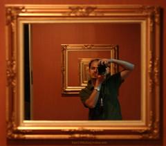 Framing (dipu10dhaka) Tags: camera man me glass canon golden photo photographer picture gear frame framing sylhet bangladesh reflaction 1000d
