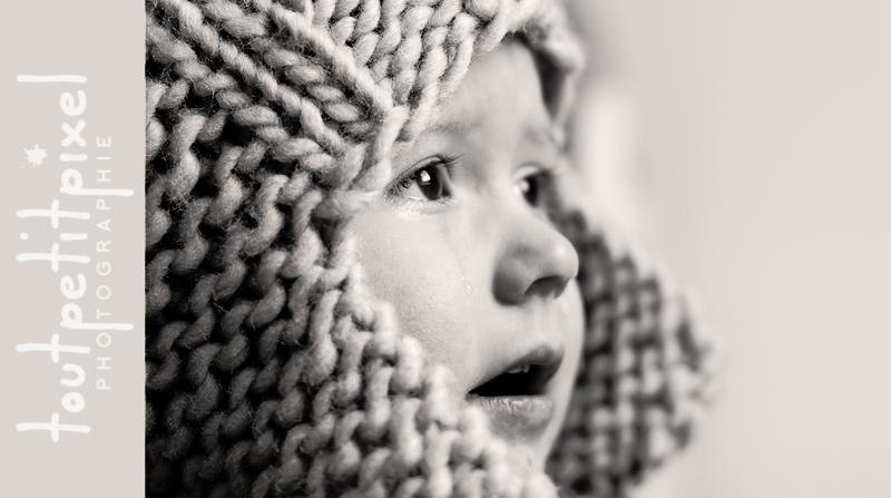 Portrait bébé à Marseille