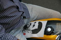 Before election 2009 (ZhuPix) Tags: june canon election iran streetphotography presidential tehran 2009 ahmadi ahmadinejad canon30d documentaryphotography