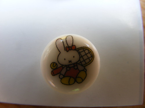 Miffy Button