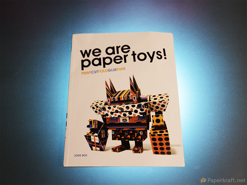 We Are Paper Toys Book 01
