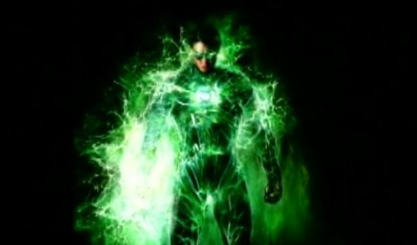 Ring Energy Green Lantern Movie