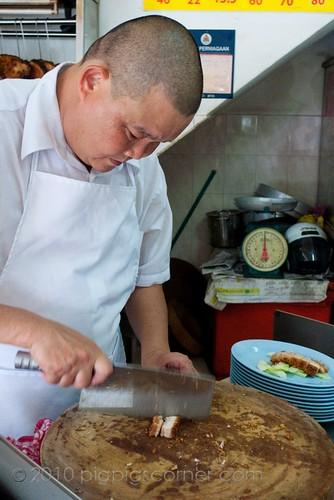Wong kee BBQ meats, kuala lumpur, Malaysia 8