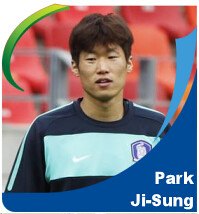 Pictures of Park Ji-Sung!