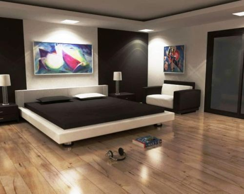 moderne slaapkamer 6