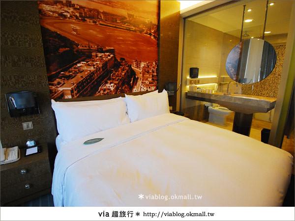 【香港自由行住宿】海景五星級酒店~港島海逸君綽酒店13