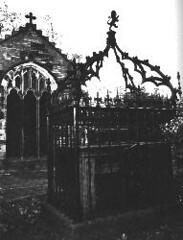 Tomb of Scottish knight Sir John de Graham