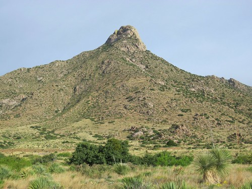 San Augustine Peak