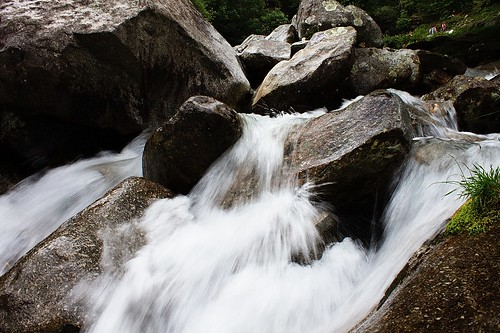 Biasca Waterfalls