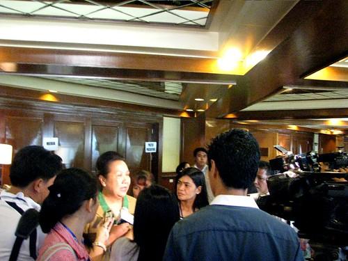 DOH Secretary Esperanza Cabral