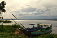Lake Victoria - Kenya (sarit2006) Tags: lake day cloudy kenya victoria partly kisumu 29301aprkenyastudy