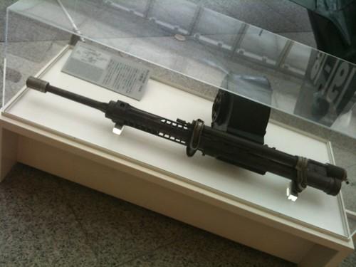 二十ミリ機銃