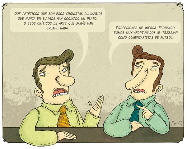 Comentaristas