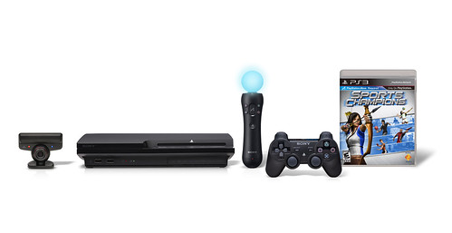 PlayStation Move bundle set