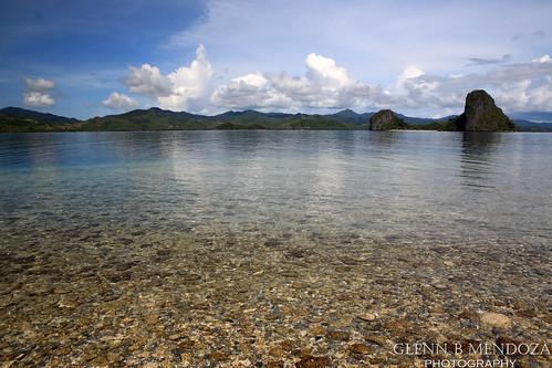 Pinagbuyutan Island - Side