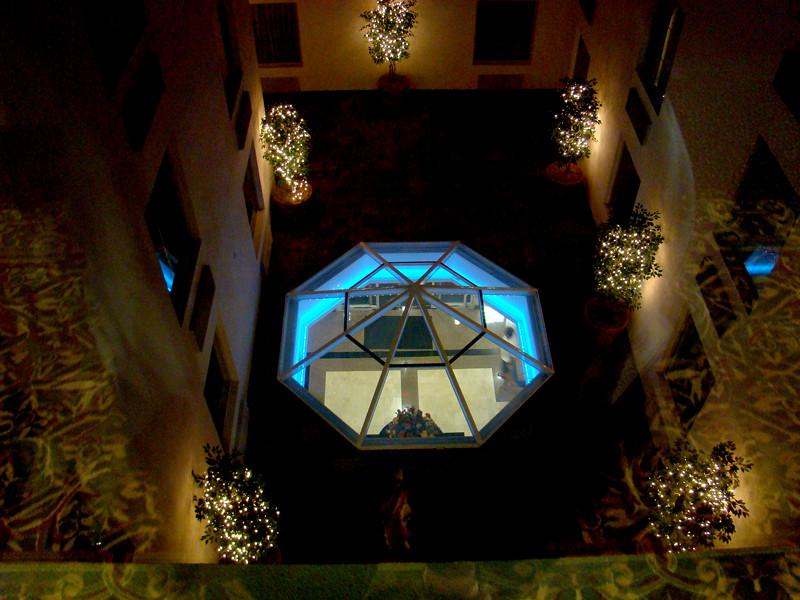 Skylight Courtyard 9083