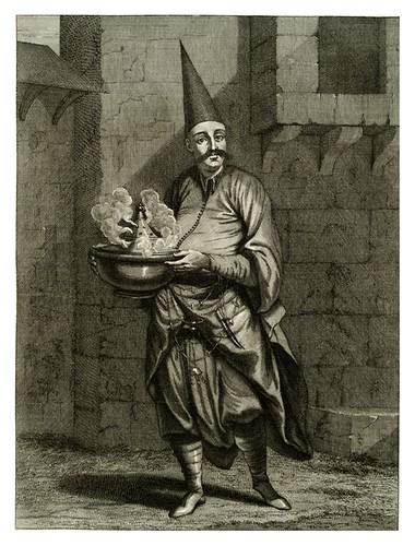 024-Confitero del Serrallo-Recueil de cent estampes…1714- M. Le Hay