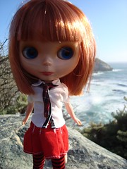 Percy with an ocean view 22/52