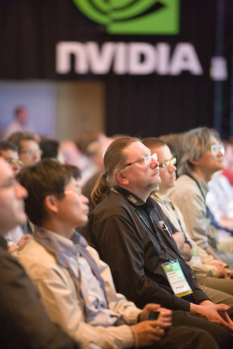 GPU Technology Conference 2009 - ECS