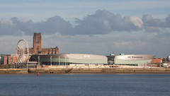England - Liverpool Waterfront - 5th October 2010  -99.jpg (Redstone Hill) Tags: england liverpool waterfront mersey pierhead merseyside scouser rivermersey