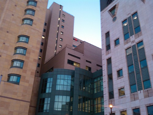 Grady Hospital's Eclectic Architecture