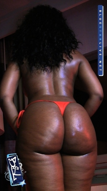BSL - Jazzie Belle - Red Thong (Pt. 5)