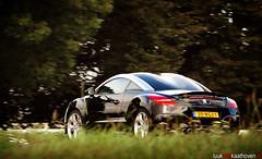 Peugeot RCZ.. (Luuk van Kaathoven) Tags: shot rear van panning peugeot luuk drivingfun rcz luukvankaathovennl kaathoven drivingfuncom