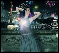 Katy Perry - Firework (netmen!) Tags: california katy dream firework pop gurls perry teenage blend netmen