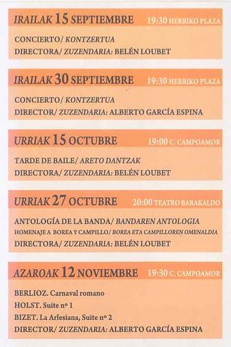 Banda Municipal de Musica de Barakaldo II