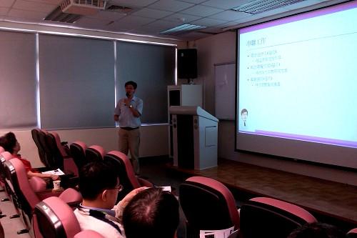 20101001華夏技術學院演講