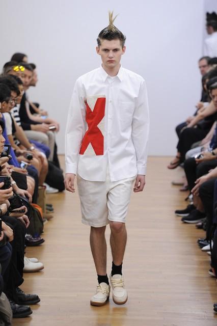 Matteo Haitzmann3022_SS11_Paris_Comme des Garcons Shirt(fmag)