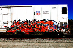 KNISTTO (DCAN 1) Tags: road train graffiti grafitti rail freight reefer armn rxr fgs gtlrs knistto