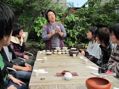 お茶lesson5