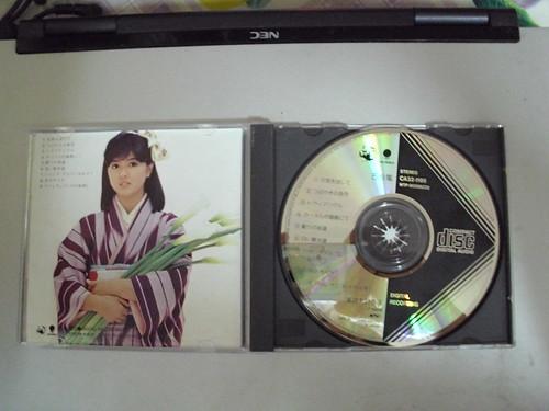 原裝絕版 1984年 3月31日 藥師丸博子 HIROKO YAKUSHIMARU CD 原價  3200YEN 中古品 2