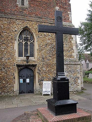 Tollesbury parish church