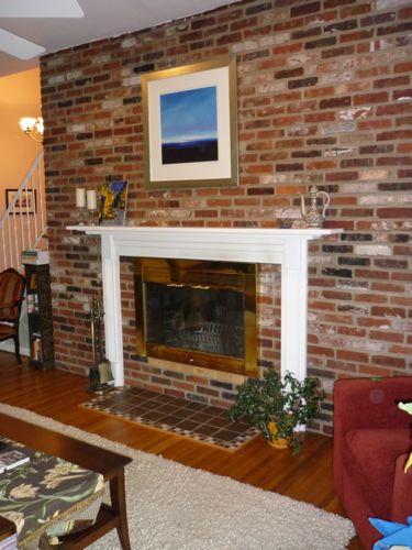 Christy's Fireplace Dilemma