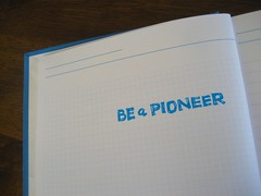 TEDMED Pioneer Book: Be a Pioneer (MR)