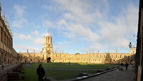 Christ Church College Square