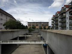 take care of the gap (grapfapan) Tags: contrary livingspace wohnflächen garagen erfurt germany thüringen