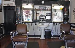 Barber Shop (skipmoore) Tags: novato barbershop