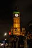 11:00 PM (Victor Dvorak) Tags: bigben clocktower elizabethtower westminsterpalace london uk england unitedkingdom nikon d300s 20mmf28d nightphotography gothicrevival