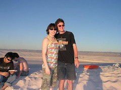 Spring Break = Sand, Sun and Girls! (Designer Michael) Tags: newmexico southwest march desert springbreak alamogordo funinthesun whitesandsnationalmonument desertsouthwest landofenchantment sandandsun springbreakparty sandydesert springbreak2008 springbreakfun springbreakvacation springbreakbeachparty