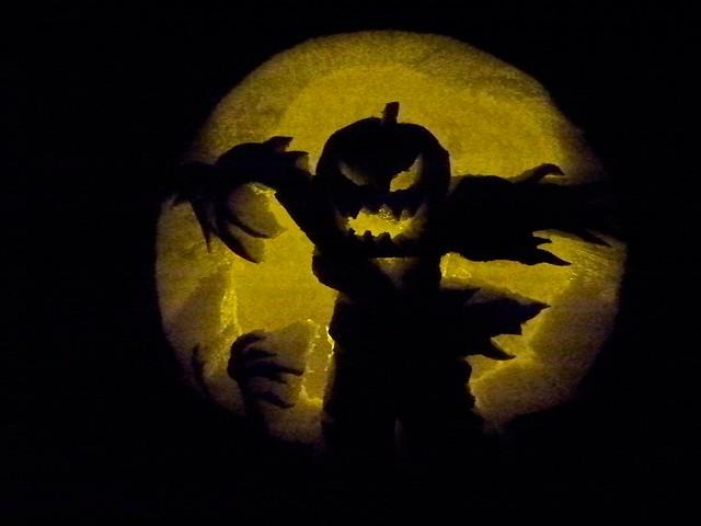 My Scarecrow!