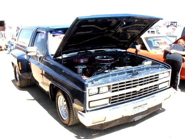 show hot classic chevrolet car truck rat muscle good antique guys chevy hotrod rod custom blazer 1990 k5 ratrod