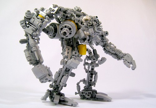 GrayMud Security E.M.U. Mecha